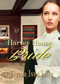 Harvey House Bride front print